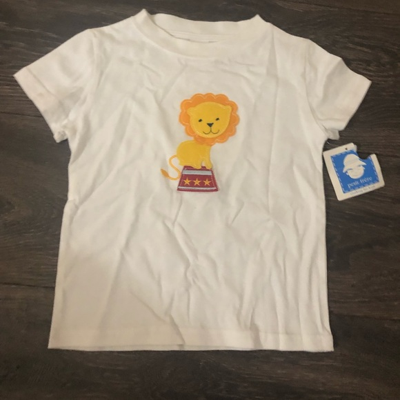 Other - Petit Frère Lion Circus shirt